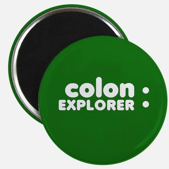 colon explorer Magnet