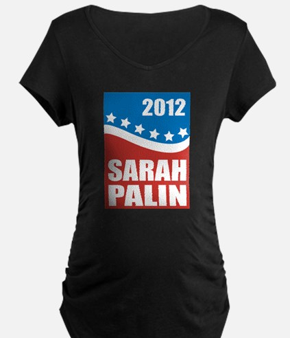 Palin Red White Blue T-Shirt