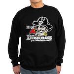 What Arrrgh Ya Lookin At? Sweatshirt (dark)