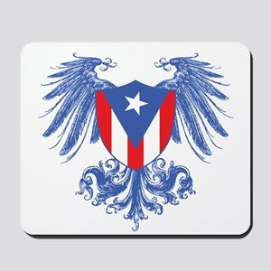 Puerto Rico Wings Mousepad