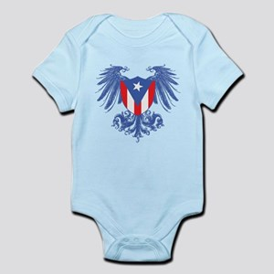 Puerto Rico Wings Infant Bodysuit