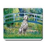 Bridge / Dalmatian #1 Mousepad