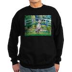 Bridge / Dalmatian #1 Sweatshirt (dark)