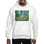 Bridge / Dalmatian #1 Hooded Sweatshirt