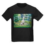 Bridge / Dalmatian #1 Kids Dark T-Shirt