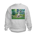 Bridge / Dalmatian #1 Kids Sweatshirt