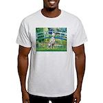 Bridge / Dalmatian #1 Light T-Shirt