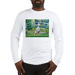 Bridge / Dalmatian #1 Long Sleeve T-Shirt