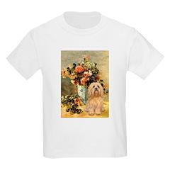 Vase / Lhasa Apso #9 T-Shirt