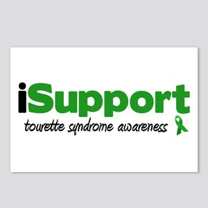 iSupport Tourette Postcards (Package of 8)