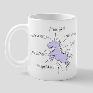 Chinese Birth Sign - Horse - Mug