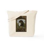 Legendary Flighted Penguin Tote Bag