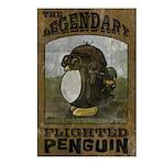 Legendary Flighted Penguin Postcards (Package of 8