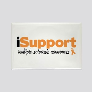 iSupport Multiple Sclerosis Rectangle Magnet