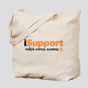 iSupport Multiple Sclerosis Tote Bag