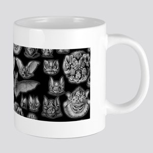 Vintage Bat Illustrations Mugs