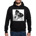 Jack (Parson) Russell Terrier Hoodie (dark)