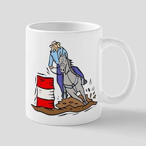 BARRELL RACER (1) Mug
