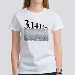 3.141592 Pi Women's T-Shirt