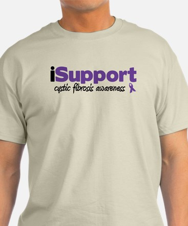 iSupport Cystic Fibrosis T-Shirt