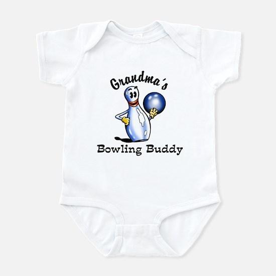 Grandma's Bowling Buddy Infant Bodysuit