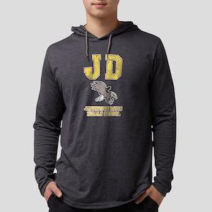 Jefferson Davis Middle School Long Sleeve T-Shirt