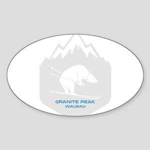 Granite Peak - Wausau - Wisconsin Sticker