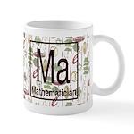 Mathematician Retro Mug