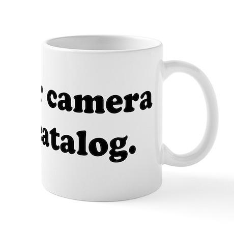 WTD: My other camera is... Mug