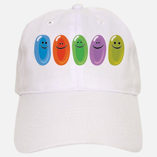 Jelly Beans Baseball Baseball Cap