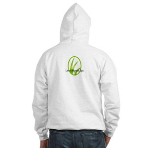 Lemongrass Hooded Sweatshirt