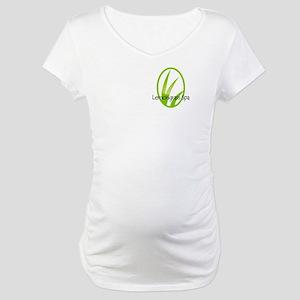 Lemongrass Maternity T-Shirt