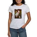 Windflowers / Lhasa Apso #4 Women's T-Shirt