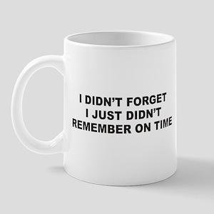 Forget Mug