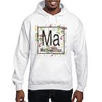 Mathematics Retro Hooded Sweatshirt