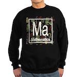 Mathematics Retro Sweatshirt (dark)