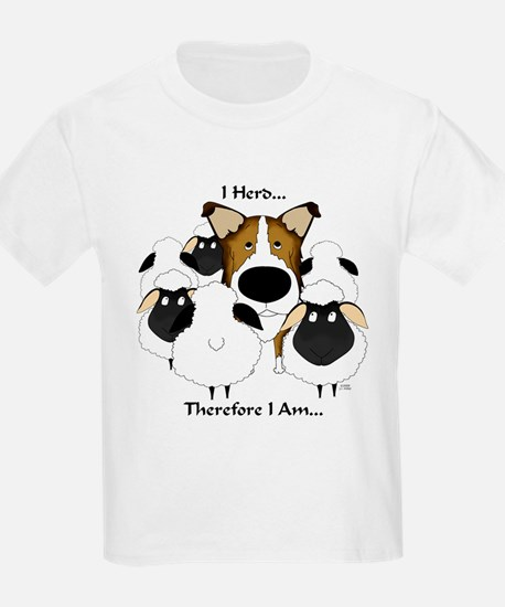 Smooth Collie - I Herd... T-Shirt