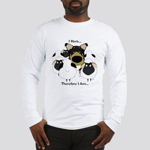 Smooth Collie - I Herd... Long Sleeve T-Shirt