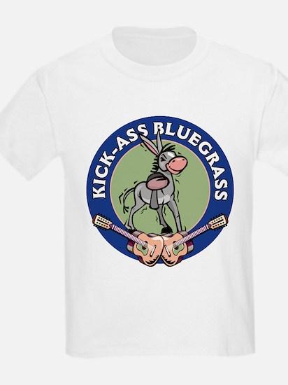 KICK-ASS BLUEGRASS T-Shirt