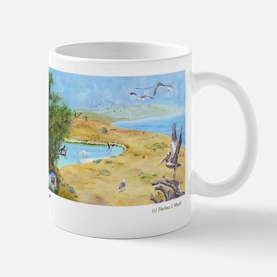 Unique Conservancy Mug