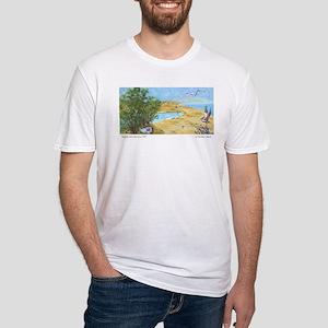 5.5 X 10 salt lake (c) T-Shirt