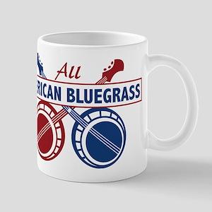 ALL AMERICAN BLUEGRASS Mug