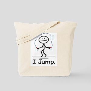 BusyBodies Jump Roping Tote Bag