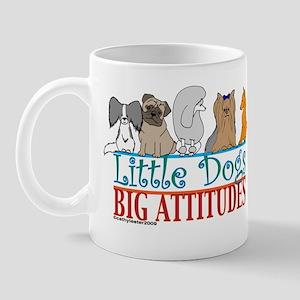Big Attitudes Mug