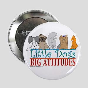"Big Attitudes 2.25"" Button"