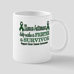 Fighters and Survivors Liver Mug