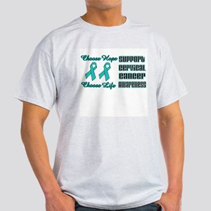 Choose Hope Cervical Light T-Shirt