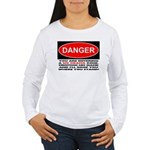 No Obama Zone Women's Long Sleeve T-Shirt