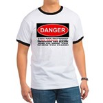 No Obama Zone Ringer T