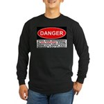 No Obama Zone Long Sleeve Dark T-Shirt